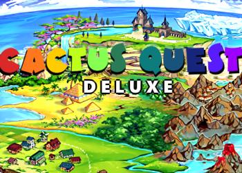 Cactus Quest Deluxe