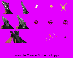 FPS Battle Animation Armi #4 Loppa